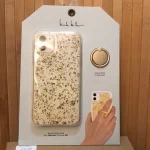 Nicole Miller protective IPhone case 11 and XR